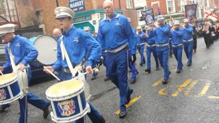 Saltcoats Protestant Boys @ Scarborough 2015 (2)