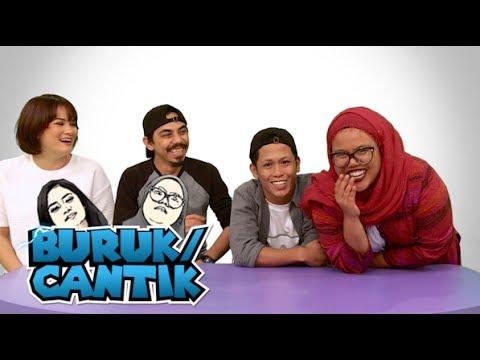 LELAKI PANDANG APA SEBENARNYA?! (Not Safe For Ramadan) - Buruk/Cantik w/ Mat & Adib