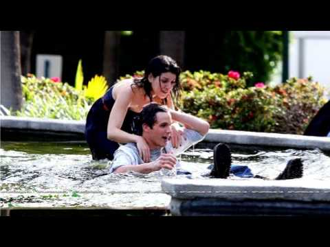 Matt Lanter & Shenae Grimes On Set Spoilerish Liam & Annie Photos (Jan 24th 2011) from YouTube · Duration:  1 minutes 17 seconds