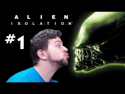 Alien Isolation 1000 TWITCH FOLLOWERS Milestone Stream - Part 1!
