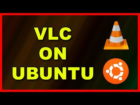 How to install VLC Media Player in Ubuntu Linux - Tutorial thumbnail