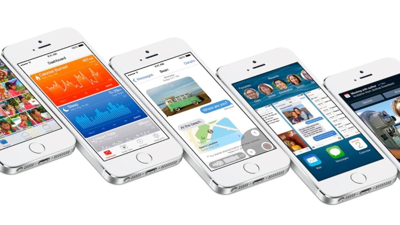 iOS 8 Customizations and Next-Gen Galaxy Phones