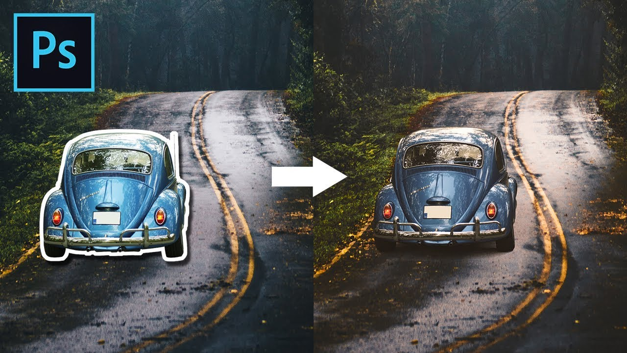 Compositing Photoshop Tutorials