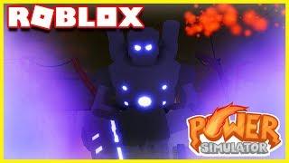 THE 10 HIDDEN KEYS FOR THE BOSS! Roblox Power Simulator