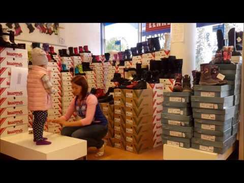 Выбор обуви Kuoma для ребенка Lfg.ru