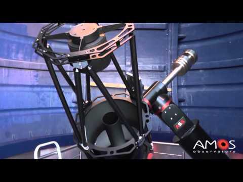 GSRC16 Open Truss Ritchey Chrétien Astrograph