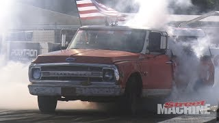FARMTRUCK BURNOUT TAKE TWO!