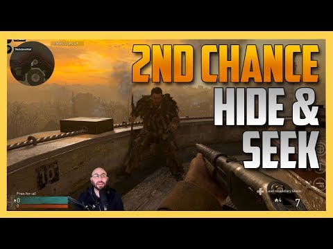 Second Chance Hide and Seek #6!