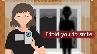 I told you to smile scary horror story (English)