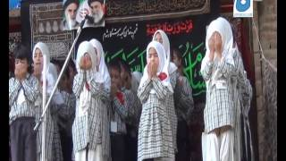 Arabic Naat Shareef By Kashmiri Students.
