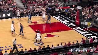 NBA 2K16 Gameplay: Bulls vs. Grizzlies