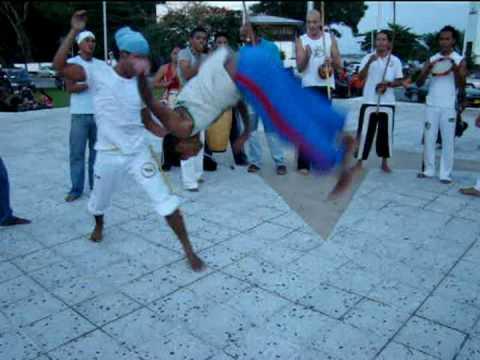 Grupo Capoeira Suriname 2008