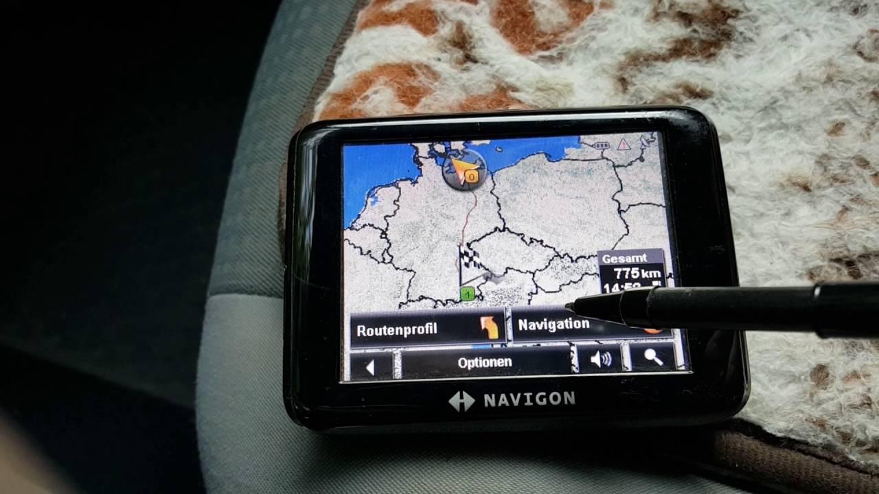 navigon 2210 karten