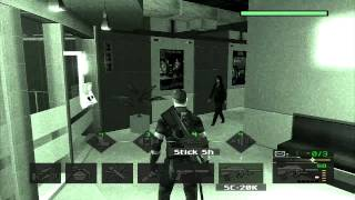Splinter Cell - Pandora Tomorrow - Stealth Walkthrough - Part 7 - Capture Sadono