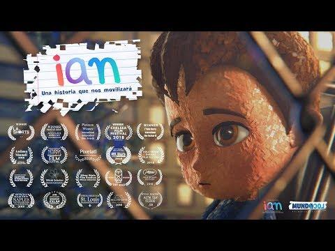 Ian | Corto Animado | Fundación Ian