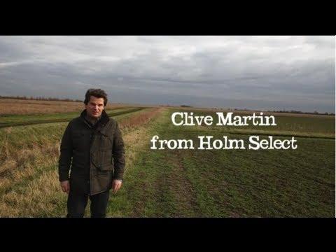 Abel & Cole present Organic Farmer Clive Martin