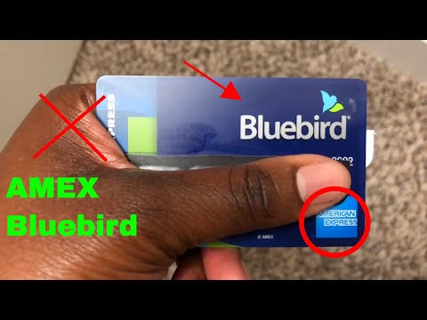 ✅  American Express Bluebird Prepaid Debit Card Review 🔴