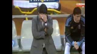 чм-2010. аргентина - германия видео