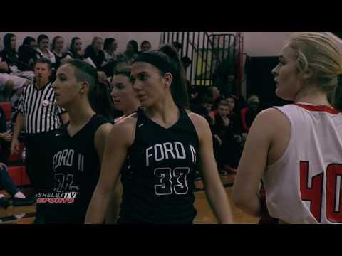 FULL GAME - Utica Chieftains vs. Henry Ford II Falcons Girls Basketball