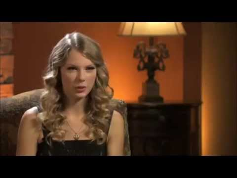 Taylor Swift - Fearless Platinum Edition ITunes Interview