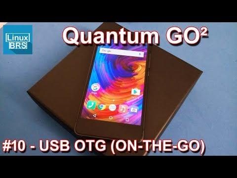 Quantum GO2 - USB OTG (ON-THE-GO)