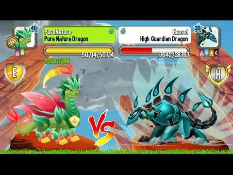Dragon City - Random Fight | Part 7 [Full Combat & Skills 2016]
