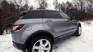 ЧТО НЕ ТАК С Range Rover Evoque. 7 МИНУСОВ которые вы не замечали