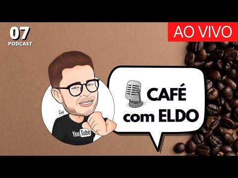 ☕CAFÉ DE SEGUNDA AO VIVO: Vida real, vida digital, conectividade e vício digital | podcast #07