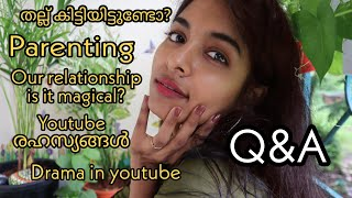 Answers to most asked questions|Relationship advice|Parenting|How to be successful in youtube|Asvi