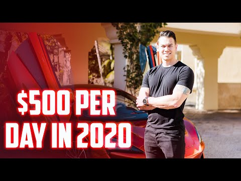 Ryan Hildreth: How To Make Money Online In 2020