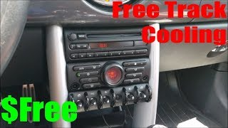 homepage tile video photo for Free Track Day Overheating Prevention
