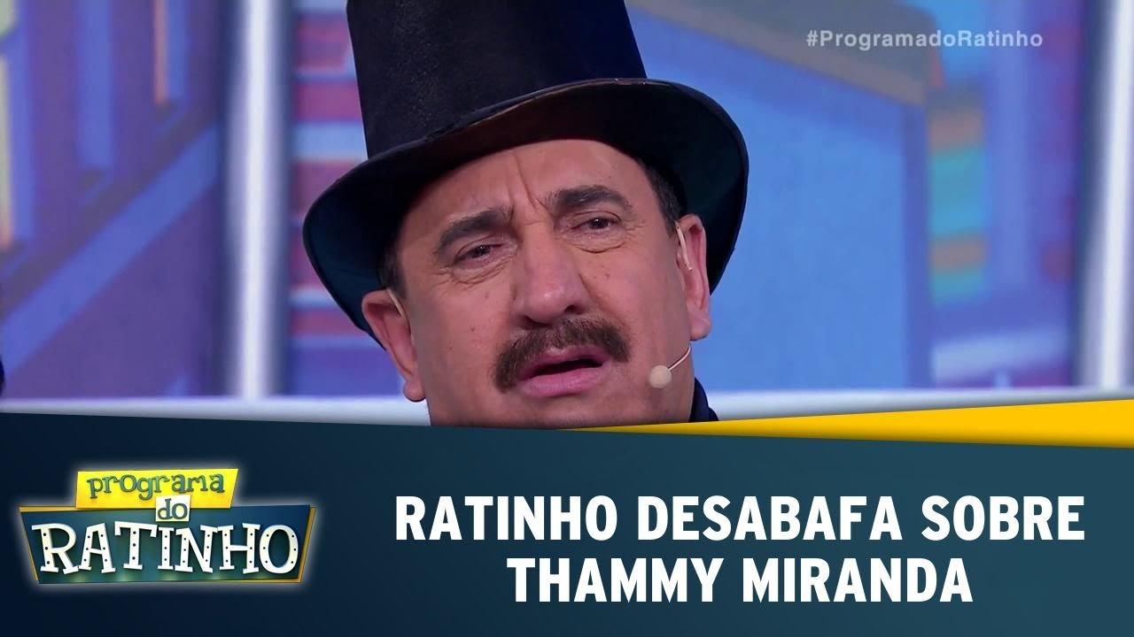 Ratinho desabafa sobre Thammy Miranda e Pabllo Vittar | Programa do Ratinho (06/11/2018)
