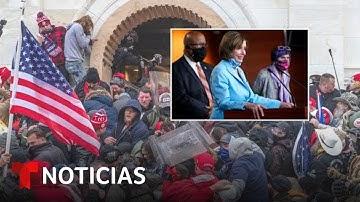 Las noticias de la mañana, jueves 20 de mayo de 2021   Noticias Telemundo
