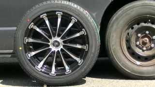 タイヤのマルゼンでホイール&タイヤで税込み送料込み96000円でした。19...