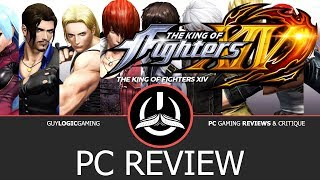 THE KING OF FIGHTERS XIV (PC) - Logic Review