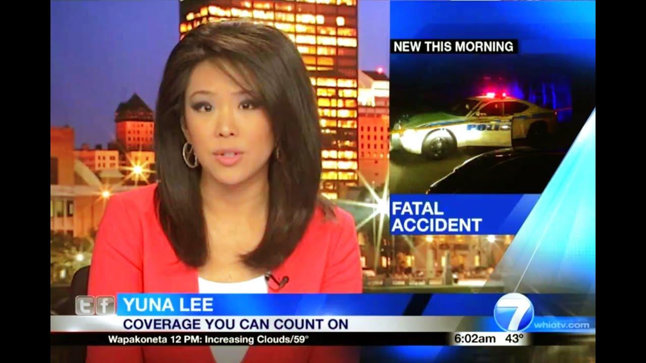 Yuna Lee Anchor Reporter Reel Youtube