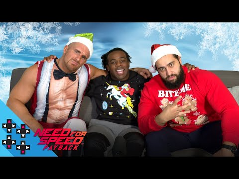 NEED FOR SPEED PAYBACK: CREED, RUSEV & MOJO go for a joyride!!! - UpUpDownDown Plays