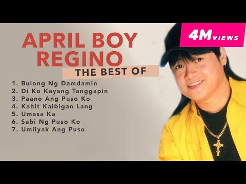 "April ""Boy"" Regino Ultimate Non-Stop"