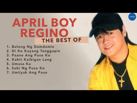 April Boy Regino Ultimate Collection  NONSTOP