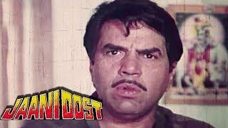 Dharmendra, Jeetendra | Jaani Dost - Emotional Scene 6/16 | Bollywood Movies
