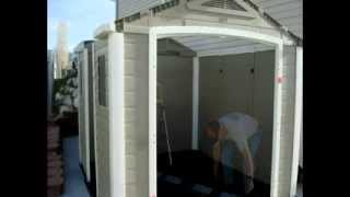 Build Your Own Shed Kit And Wood Shed Designs