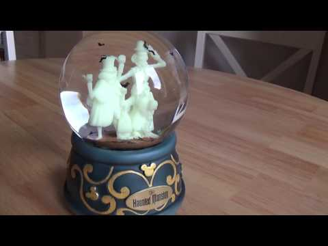 Haunted Mansion Snow Globe.