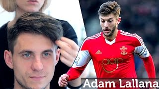Adam Lallana hair Liverpool - Professional hair styling tips for men