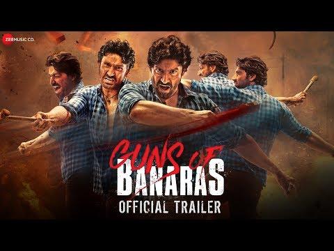 Guns of Banaras Movie Trailer | Karann Nathh, Nathalia, Shilpa Shirodkar Ranjit