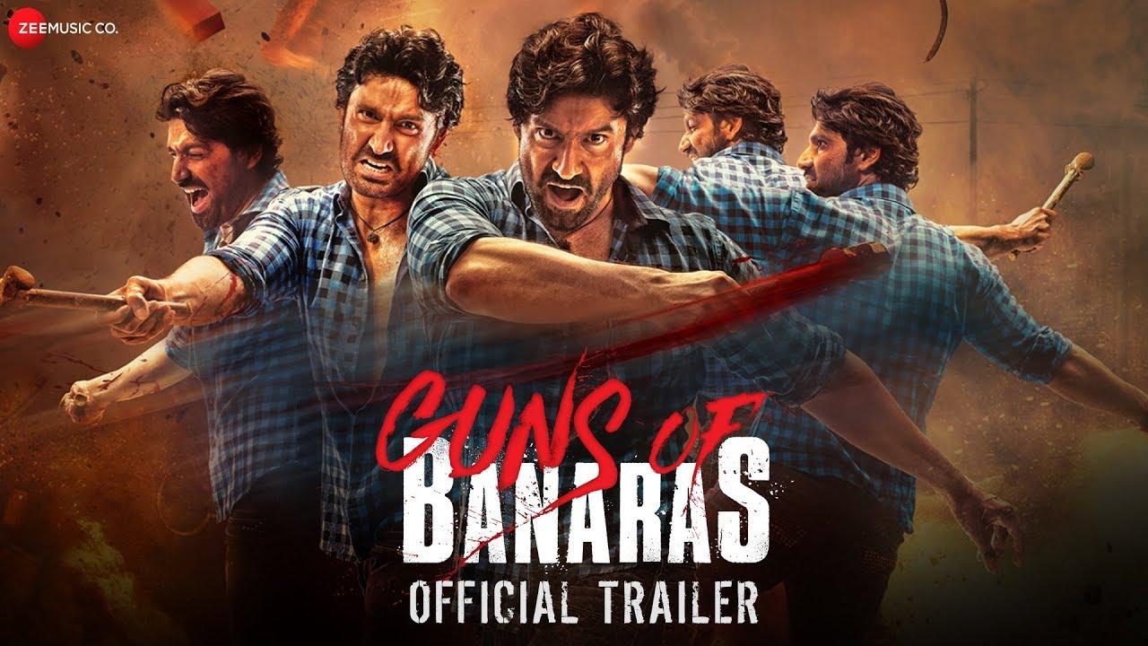 Guns of Banaras - Official Trailer |Karann Nathh, Nathalia, Shilpa Shirodkar Ranjit, Dr Mohan Agashe