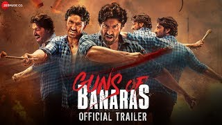 Guns of Banaras Movie Trailer | Karann Nathh, Nathalia, Shilpa Shirodkar Ranjit