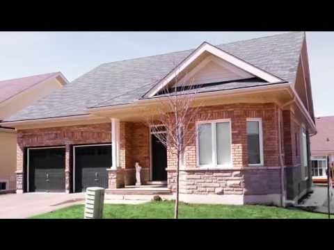 ORANGEVILLE - 2 Bedroom Bungalow in Adult Lifestyle Community For sale