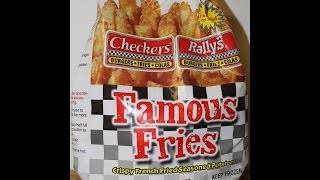 Checkers - Rally's French Fries Review