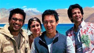 Три идиота (2009) - Фархан и Раджу находят пропавшего приятеля