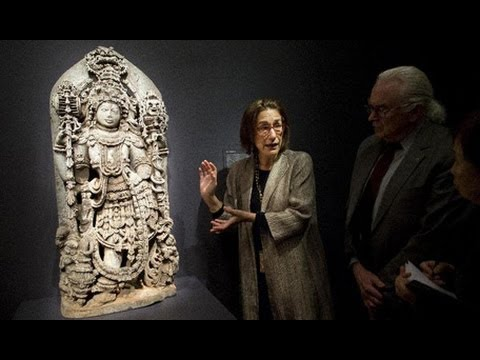 Exhibition depicts 2,000 years of yoga history